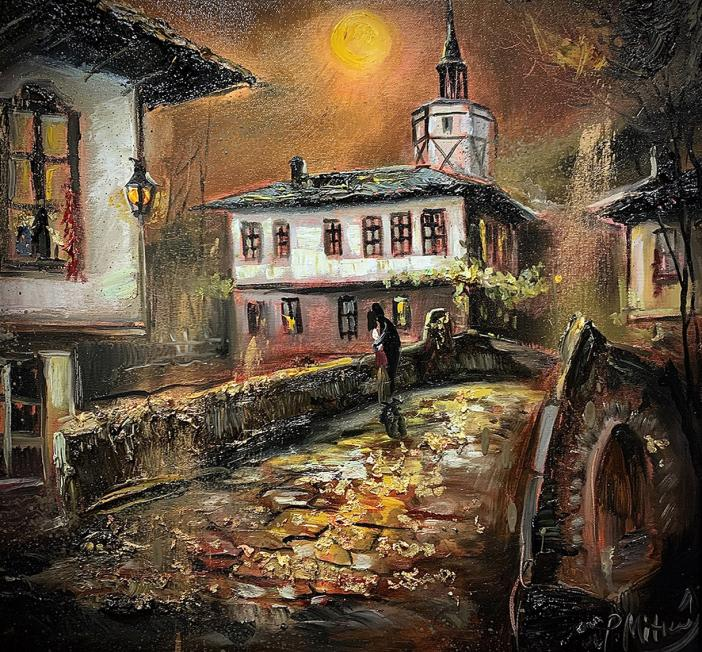 KISS IN TRYAVNA