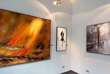 Blue Gallery presents Exhibition by Pavel Mitkov